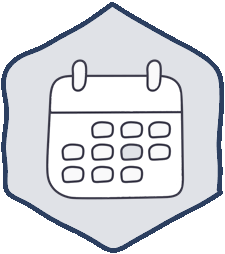 Monthly Meeting Icon